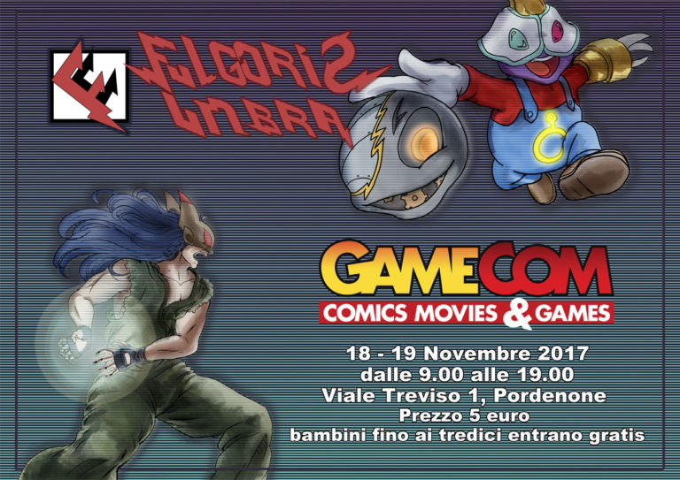 Gamecom – Comic Movies & Games 2017