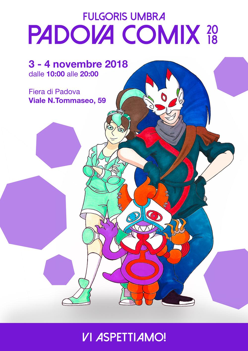 Padova Comix 2018