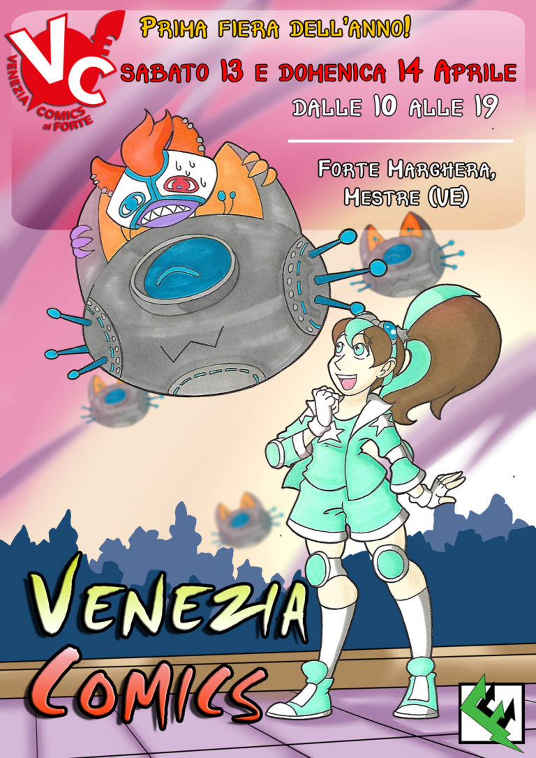 Venezia Comix 2019