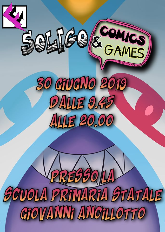 Soligo Comics & Games 2019