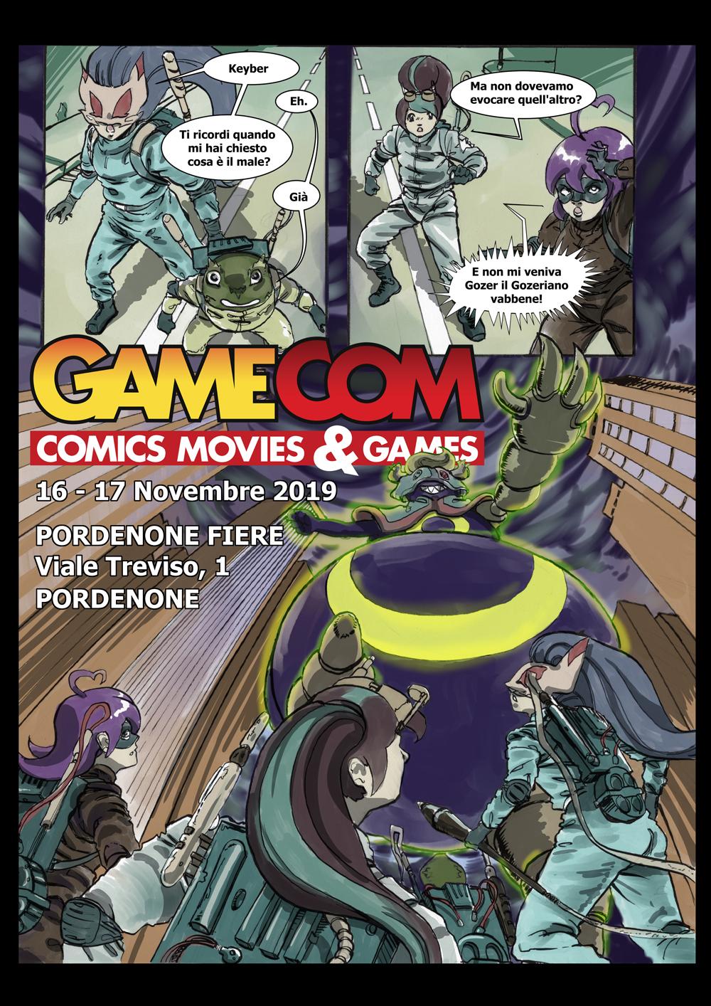 Gamecom 2019