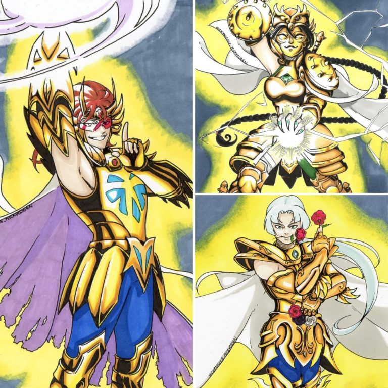 Anime nostalgia: Saint Seiya (pt.2)
