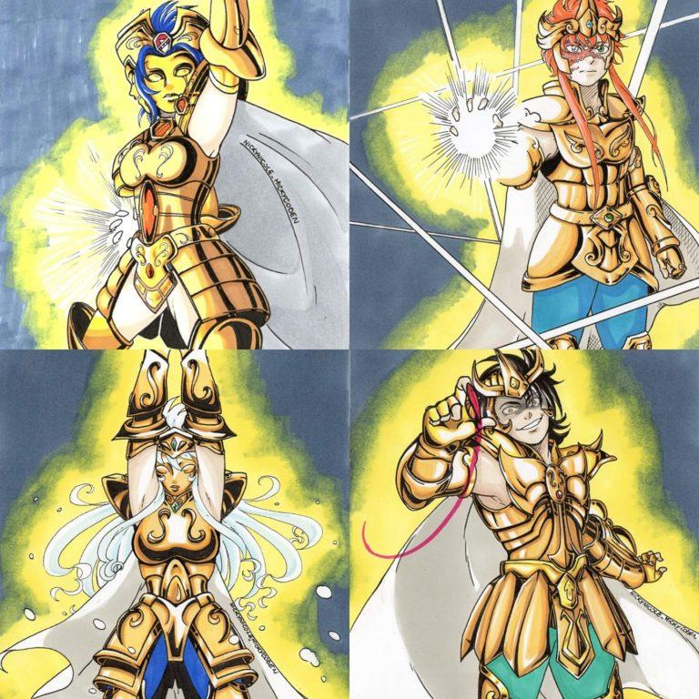 Anime nostalgia: Saint Seiya