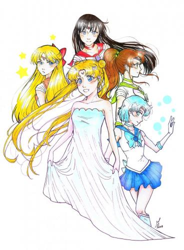Angelica Sailor
