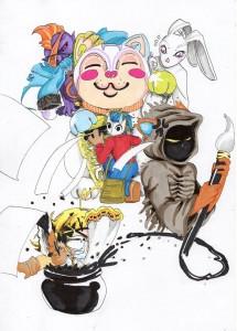 Treviso comics 2015